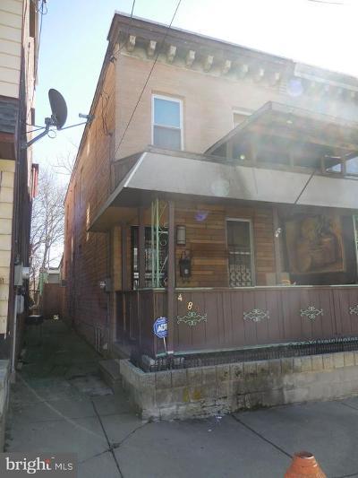 Philadelphia Single Family Home For Sale: 4289 Griscom Street