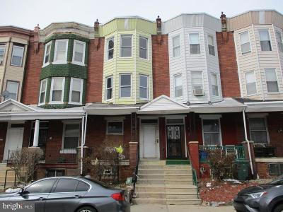 Mt Airy (East) Townhouse For Sale: 115 E Duval Street