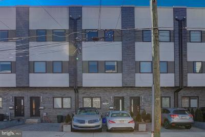 Fishtown Townhouse For Sale: 1218 Crease Street