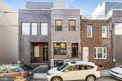 Philadelphia Townhouse For Sale: 1918 Gerritt Street