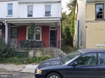 Philadelphia Single Family Home For Sale: 6120 N Beechwood Street