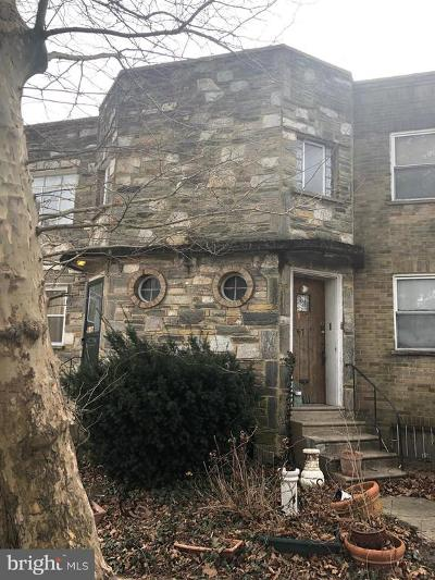 Mt Airy (East) Townhouse For Sale: 6712 Blakemore Street