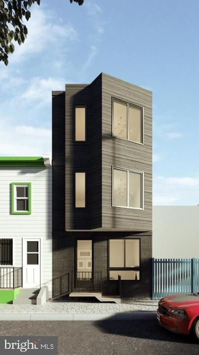 Brewerytown Townhouse For Sale: 1503 N 26th Street
