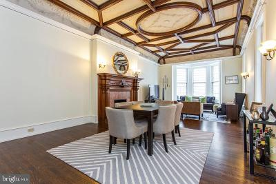 Rittenhouse Square Condo Under Contract: 2010 Spruce Street #3