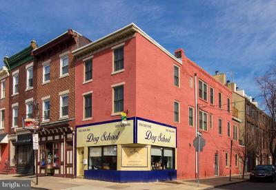 Philadelphia Multi Family Home For Sale: 563 N 20th Street Street N