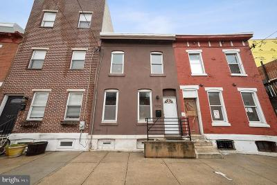 Point Breeze Townhouse For Sale: 1905 Latona Street