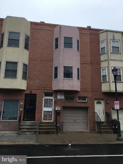 Philadelphia Townhouse For Sale: 1317 South Street