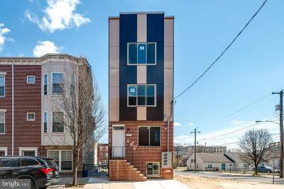 Philadelphia Multi Family Home For Sale: 1603 N Marshall Street