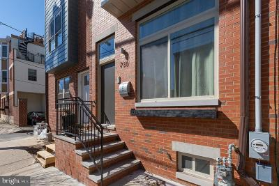 Graduate Hospital Townhouse For Sale: 730 S 21st Street