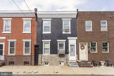Philadelphia County Townhouse For Sale: 105 McClellan Street