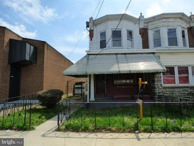Tacony Single Family Home For Sale: 6445 Torresdale Avenue