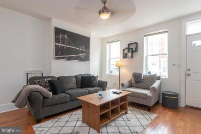 Point Breeze Townhouse For Sale: 1942 Pierce Street
