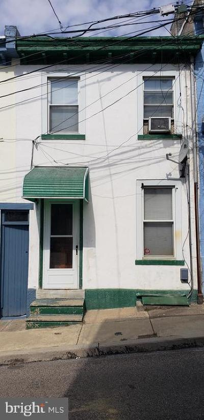 Manayunk Townhouse For Sale: 312 Carson Street
