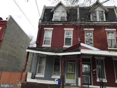 Philadelphia County Townhouse For Sale: 3030 N 15th Street