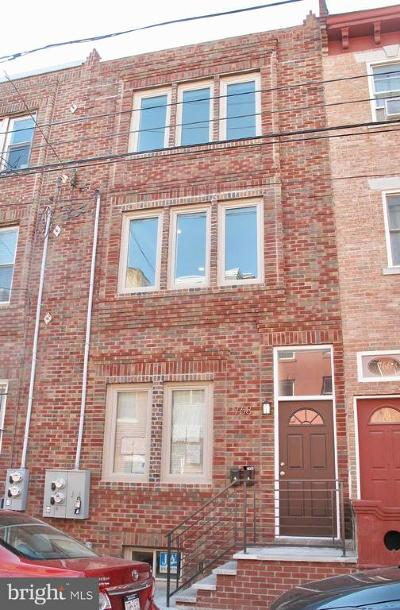 Graduate Hospital Condo For Sale: 768 S 15th Street #A