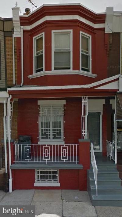 Philadelphia County Townhouse For Sale: 3115 N Pennock Street