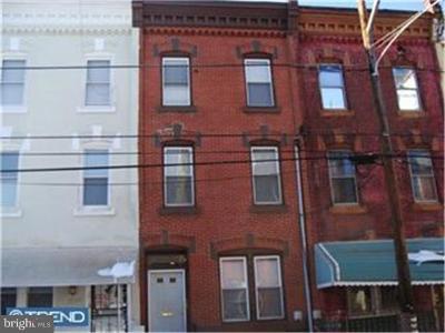 Philadelphia Multi Family Home For Sale: 2246 N 16th Street