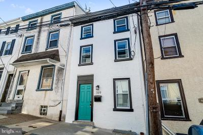 Philadelphia Townhouse For Sale: 189 Conarroe Street