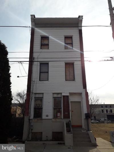 Philadelphia Single Family Home For Sale: 1535 N 6th Street