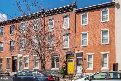 Philadelphia County Townhouse For Sale: 1725 Wylie Street