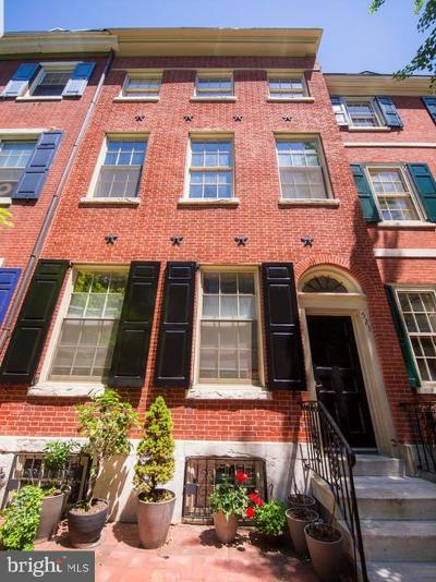 Society Hill Condo For Sale: 521 Pine Street #3
