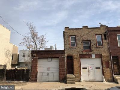 Point Breeze Residential Lots & Land For Sale: 1319 S 20th Street