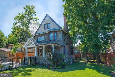 Philadelphia Single Family Home For Sale: 5860 Woodbine Avenue