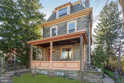 Chestnut Hill Multi Family Home Under Contract: 206 E Benezet Street