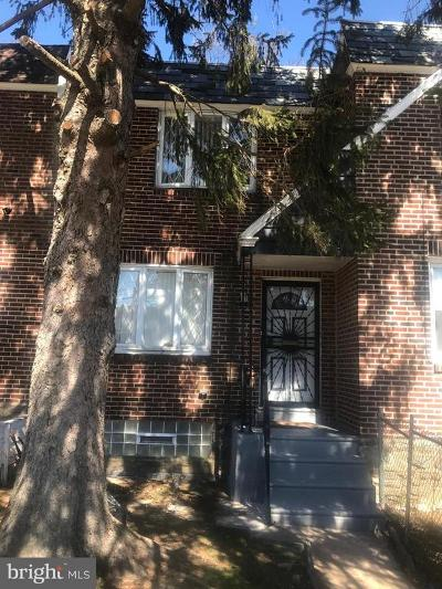 Mt Airy (East) Townhouse For Sale: 7637 Thouron Avenue