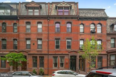 Fitler Square Townhouse For Sale: 2311 Delancey Place
