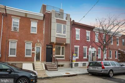 Point Breeze Townhouse For Sale: 2339 Dickinson Street