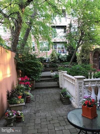 Society Hill Townhouse For Sale: 117 Lombard Street
