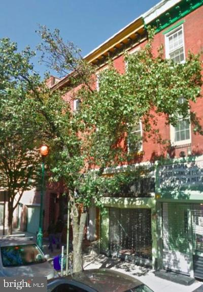 Rittenhouse Square Multi Family Home For Sale: 1537 South Street