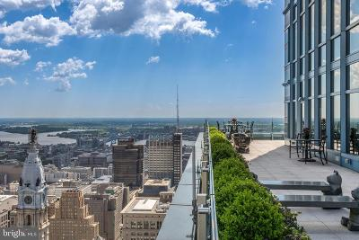 Philadelphia Condo For Sale: 50 S 16th Street #4604