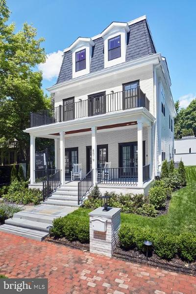 Chestnut Hill Single Family Home For Sale: 8019 Ardleigh Street