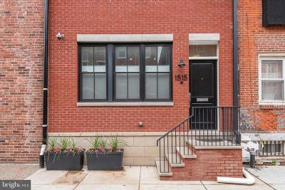Philadelphia PA Townhouse For Sale: $2,350,000