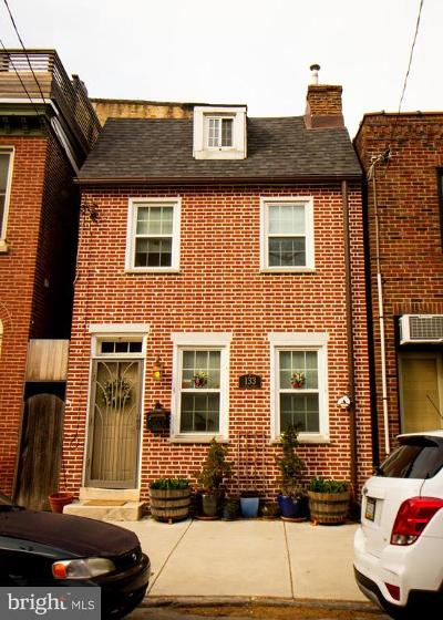 Queen Village Townhouse For Sale: 133 Queen Street