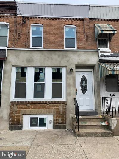 Point Breeze Townhouse For Sale: 1323 S 30th Street