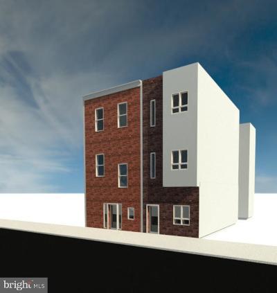 Philadelphia Single Family Home For Sale: 507 N 41 Street