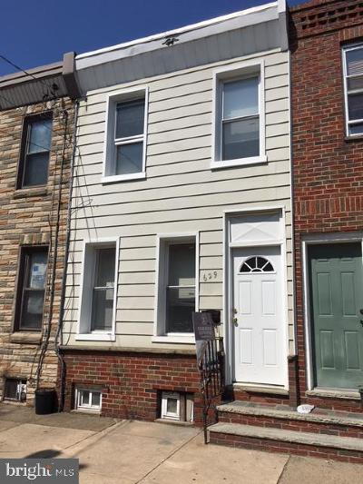 Philadelphia PA Townhouse For Sale: $234,000