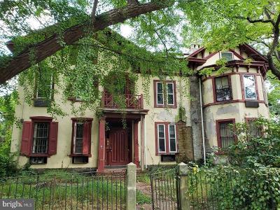 Germantown Single Family Home For Sale: 48 E Penn Street