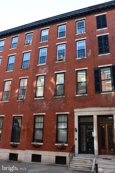 Rittenhouse Square Multi Family Home For Sale: 1828 Pine Street