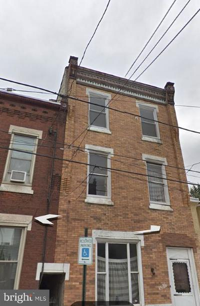 Brewerytown Townhouse For Sale: 1536 N 27th Street