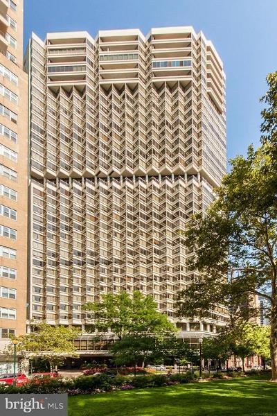 Rittenhouse Square Condo For Sale: 210 W Rittenhouse Square #2703-04