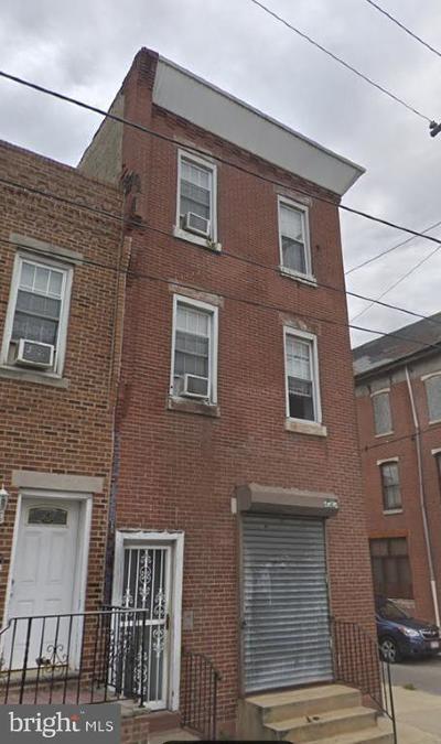 Philadelphia Multi Family Home For Sale: 1614 S 18th Street