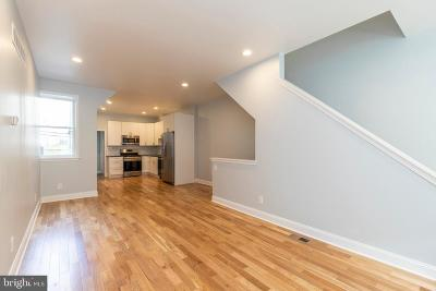 Point Breeze Townhouse For Sale: 1250 S Bucknell Street