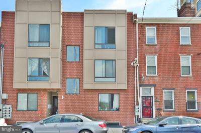 Philadelphia Single Family Home For Sale: 1431 N 5th Street #3
