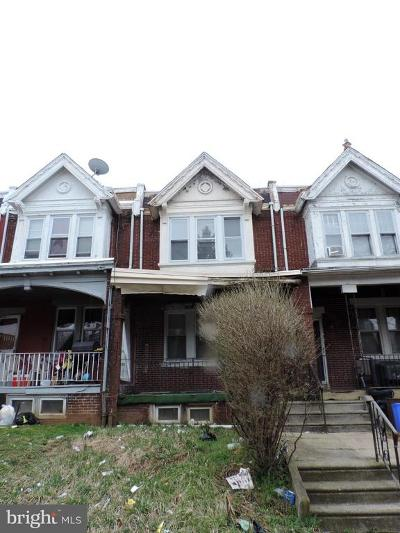 Germantown Townhouse For Sale: 5632 Crowson Street