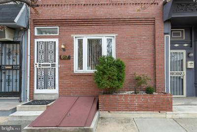 Bella Vista Townhouse For Sale: 817 S 11th Street