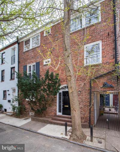 Rittenhouse Square Townhouse For Sale: 2006-08 Addison Street